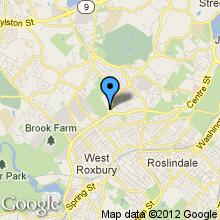 Chestnut Hill West Roxbury