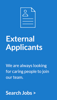 External Applicants