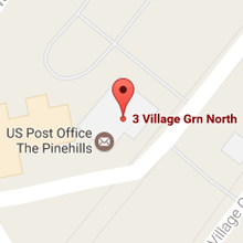 Plymouth Pine Hills PMG Map